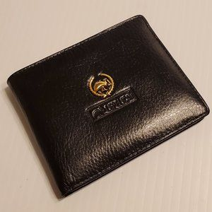 Le Pelican 3rd generation Picanol leather wallet